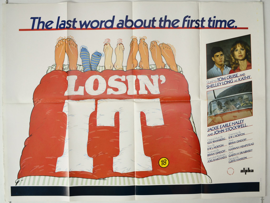 Image result for losin' it poster