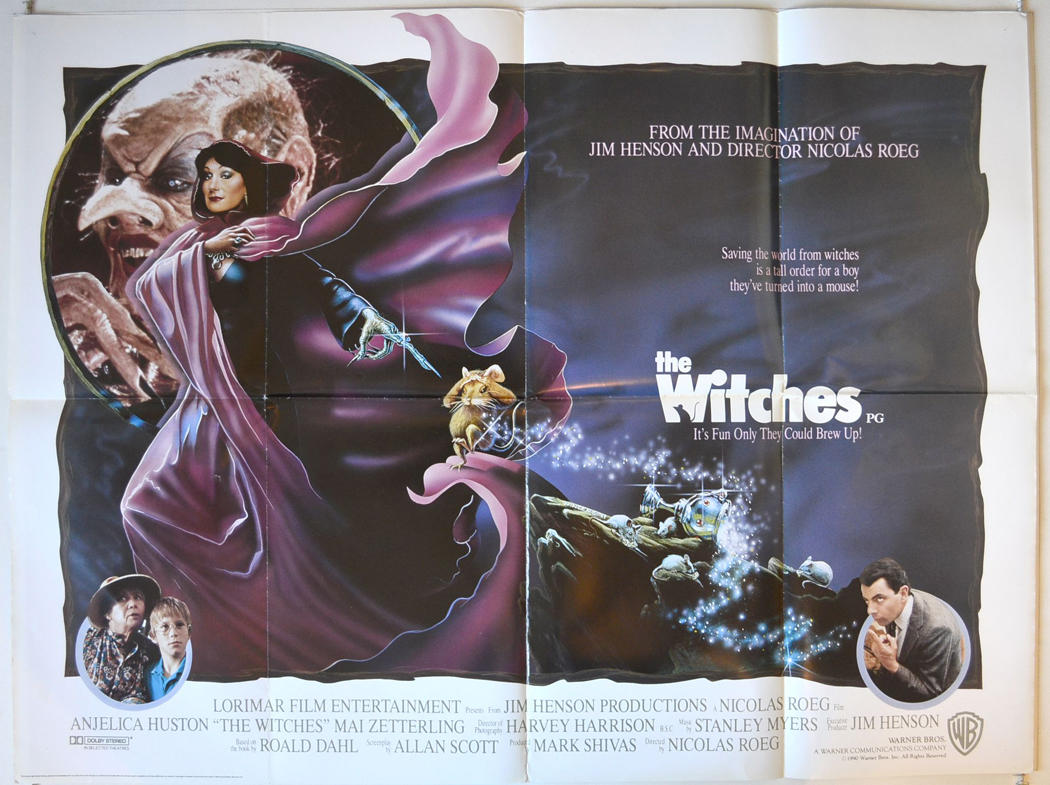 1990 Fisher Jasen Witches 0