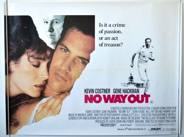 Image result for no way out poster