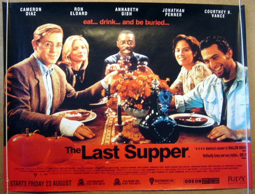 Image result for The Last Supper  movie poster
