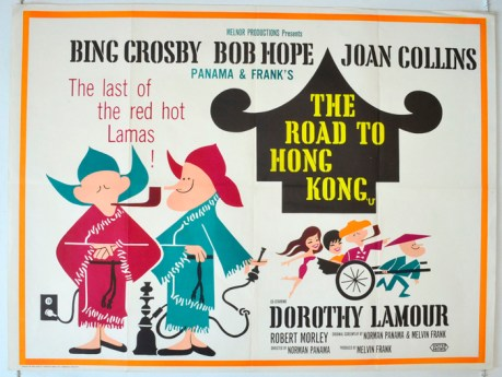 Image result for ROAD TO HONG KONG