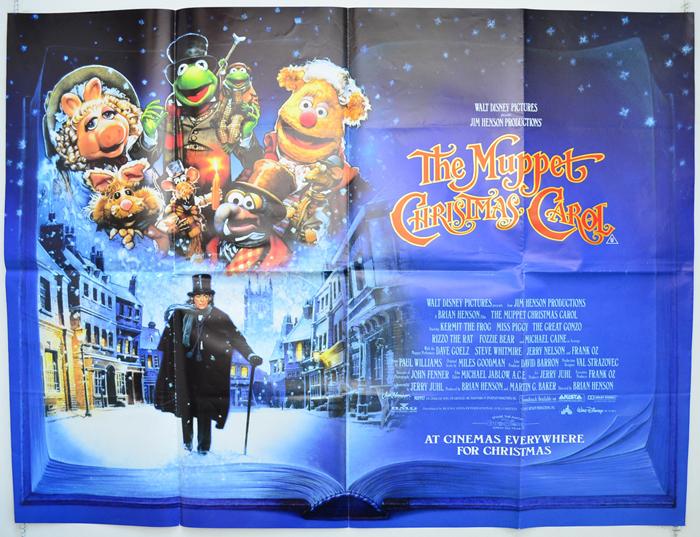 Muppet Christmas Carol The Original Cinema Movie