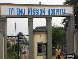 Iyi-Enu School of Nursing Admission Form