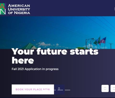 American University of Nigeria Post UTME Past Questions and Answers