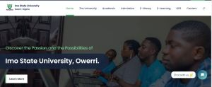 IMSU Cut Off Mark for all Courses and Departments