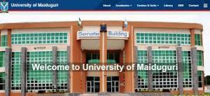 UNIMAID Cut Off Mark for all Courses and Departments