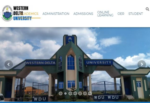 Western Delta University Post UTME Past Questions and Answers