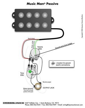 wiring | Pastrana Guitars