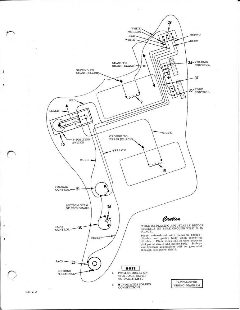 Diagram Fender Bass Guitar Wiring File Sa96981