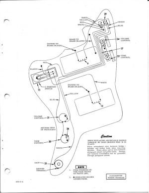 Jaguar Special Hh Wiring Diagram  Wiring Diagram