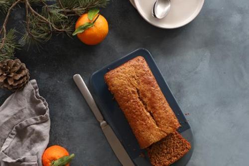 cake aux épices de noel