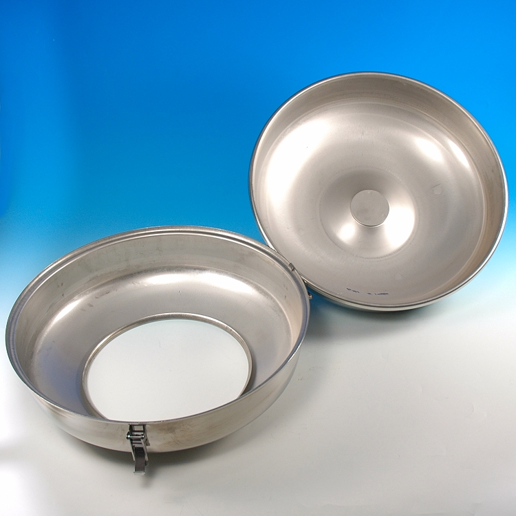 CONFECTIONERY COATING PAN ATTACHMENT