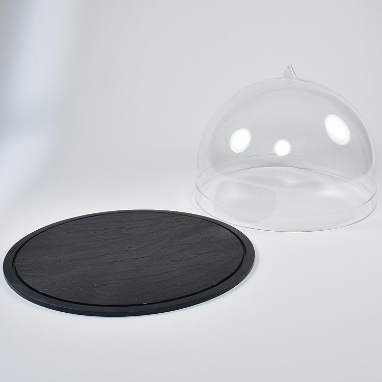 Plastic Cheese Dome