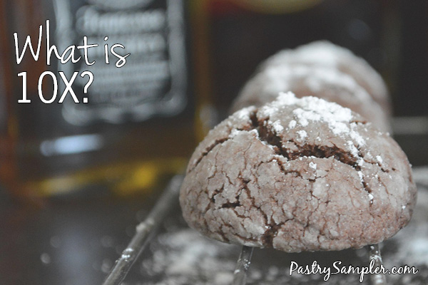 All About the 10x Grind and Chocolate Espresso Snowcap Cookies