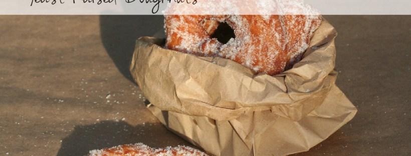 yeast raised doughnuts