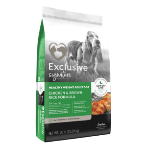Exclusive Healthy Weight Dog