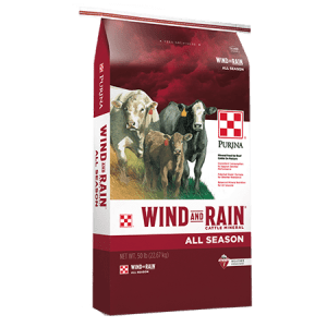 Purina Wind and Rain All Season Mineral