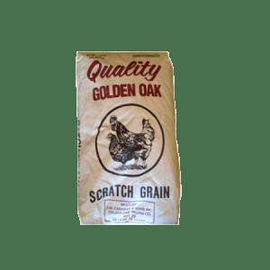 Golden Oak Scratch 4 Grain