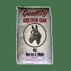Golden Oak Milling 10% Horse & Mule