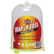 Trap 'n Toss Fly Trap