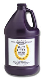 Red Cell horse Supplement