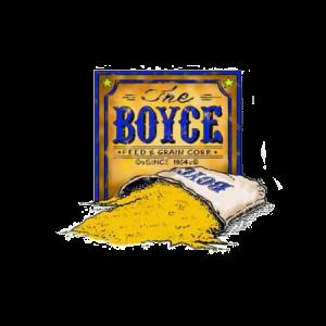 Boyce Alfalfa Pellets