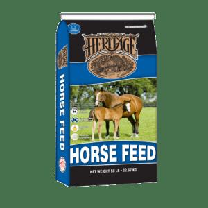 Big V Feeds 14% Horse Pellets