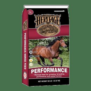 Heritage Performance 14% Horse Feed