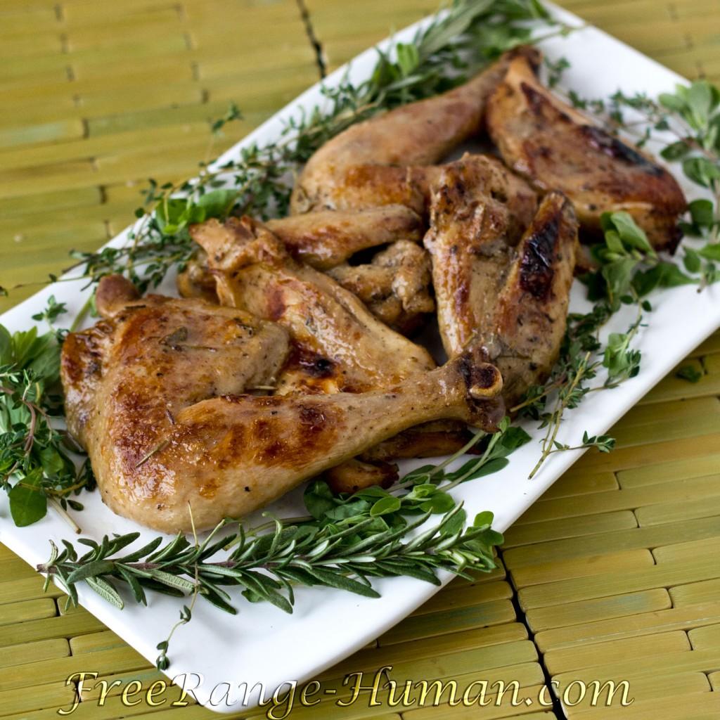 Sweet Dijon Chicken