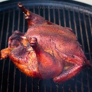 Cajun Smoked Chicken