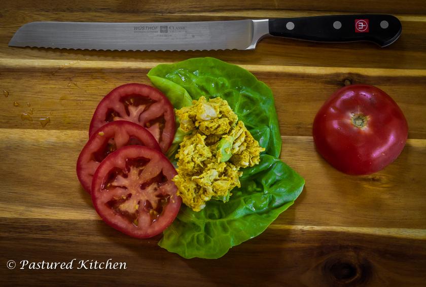 Curried Chicken Salad-2