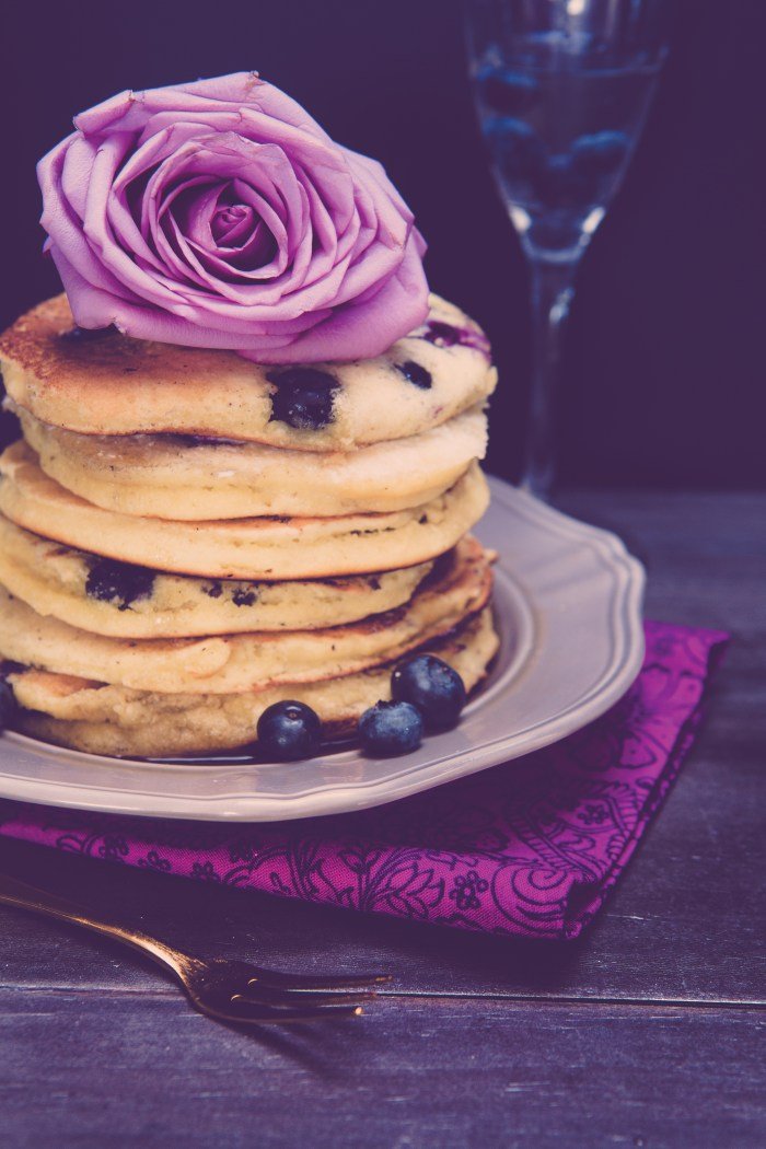 Blueberry Pancakes option #2