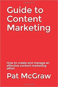 Guide to Content Marketing Paperback Cover