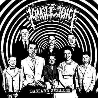"""Jungle Juice - Bastard Sessions 7"""" (Rwake)"""