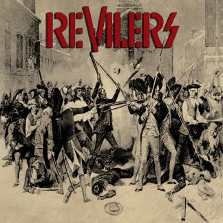 Revilers - S/T CD