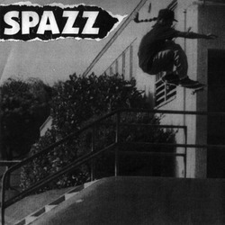 Spazz / Brutal Truth - split EP