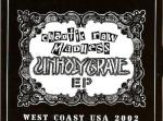 Unholy Grave - Chaotic Raw Madness EP 7""
