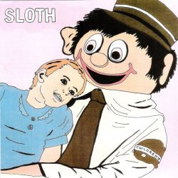 Sloth / Minch - Split 7""