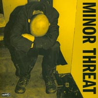 Minor Threat - S/T LP (1st Two EPs)