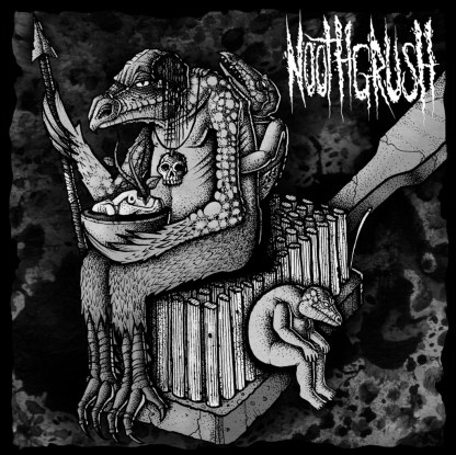 Noothgrush - S/T LP (Bent Corners)