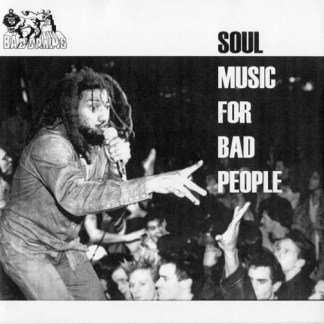 Bad Brains 'Soul Music For Bad People' Vinyl EP