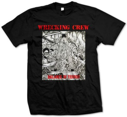 Wrecking Crew 'Balance of Terror' T-Shirt