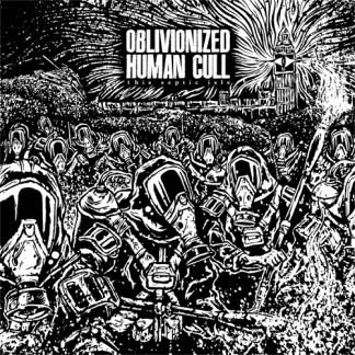 Oblivionized/Human Cull- split Vinyl EP