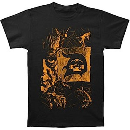 Doomriders - Web Of Terror: T-Shirt (WORMWOOD)