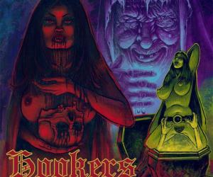 Hookers - It's Midnight... The Witching Hour! LP