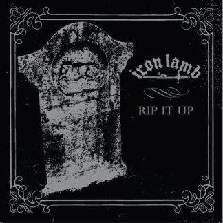 "Iron Lamb - Rip it Up EP 7"" vinyl"