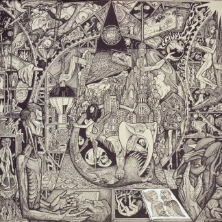 Lucid Sins - Occultation LP