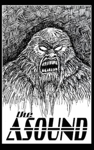 Asound - S/T 5 song cassette