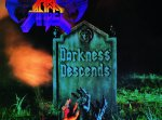 Dark Angel - Darkness Descends LP (splatter vinyl)