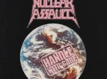 Nuclear Assault - Handle With Care LP (splatter vinyl)
